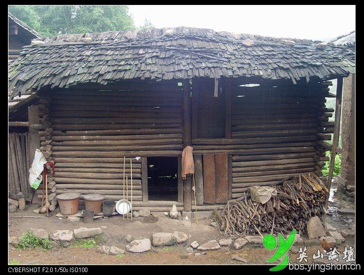 都是这种木房子
